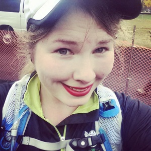 Melissa's Road Race!