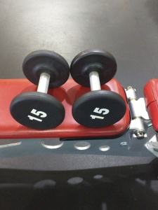 Next photo I take will be 20 pound weights!